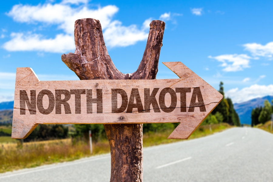 Planning a road trip - These are the best North Dakota motorcycle routes - Sand Law PLLC North Dakota Motorcycle Accident Personal Injury Attorneys